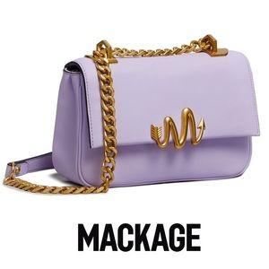 Mackage Lilac Amour Crossbody EUC